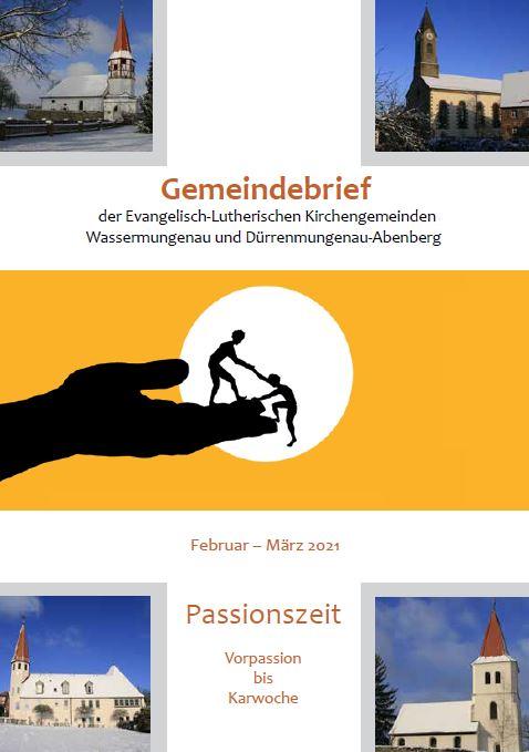 Gemeindebrief Frühjahr #028